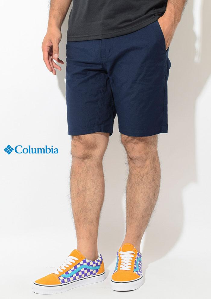 Columbiaコロンビアのパンツ Cushman Short04