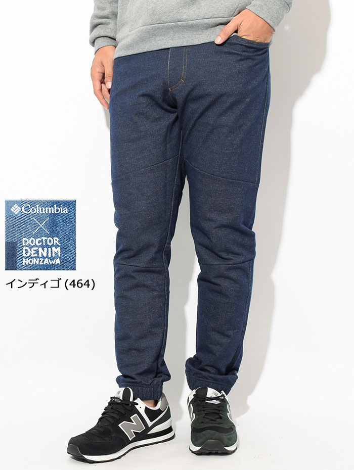 Columbiaコロンビアのパンツ Dr.Denim Honzawa Point To Point Pant06