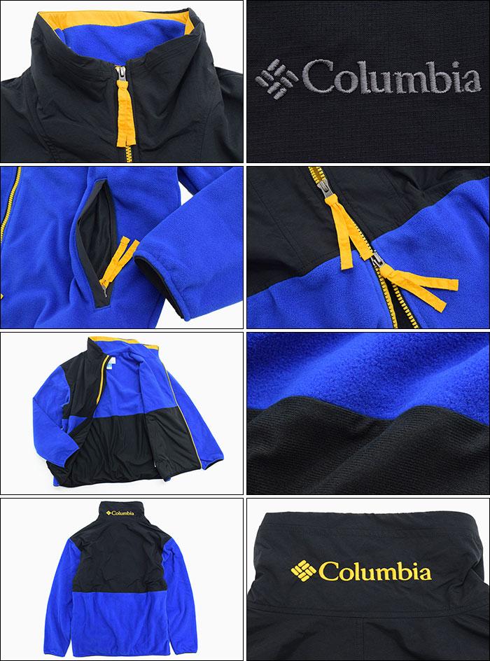 Columbiaコロンビアのジャケット Belmont River Full Zip08