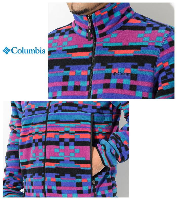 Columbiaコロンビアのジャケット Buckeye Springs09