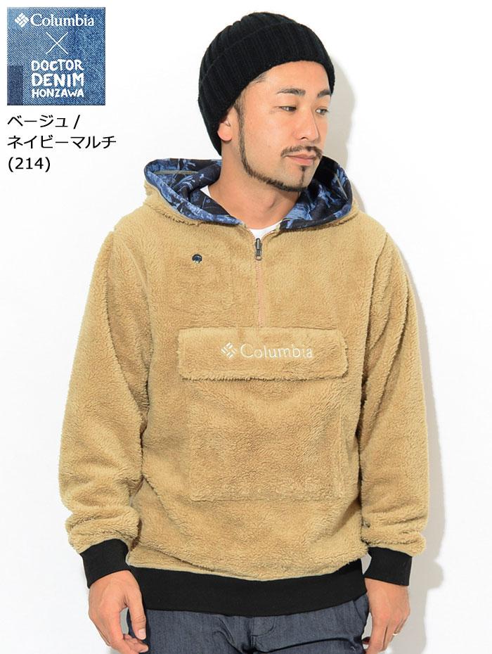 Columbiaコロンビアのジャケット Dr.Denim Honzawa Cut Bank Strait05
