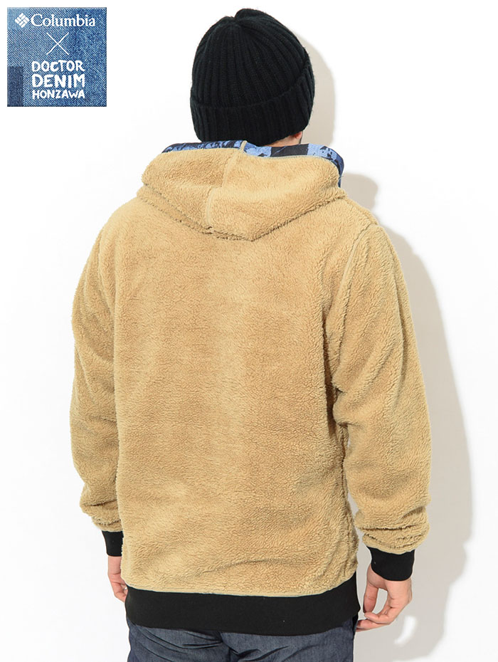 Columbiaコロンビアのジャケット Dr.Denim Honzawa Cut Bank Strait06