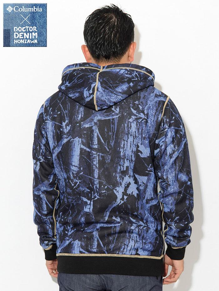 Columbiaコロンビアのジャケット Dr.Denim Honzawa Cut Bank Strait08