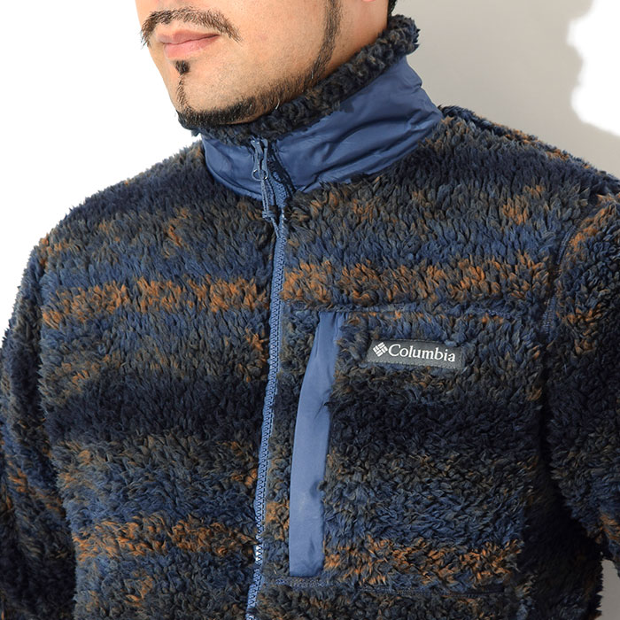 Columbiaコロンビアのジャケット Winter Pass Print Fleece Full Zip04