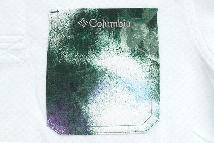 Columbiaコロンビアのポロシャツ Polar Pioneer Polo12