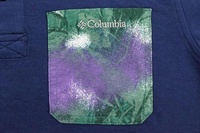 Columbiaコロンビアのポロシャツ Polar Pioneer Polo13