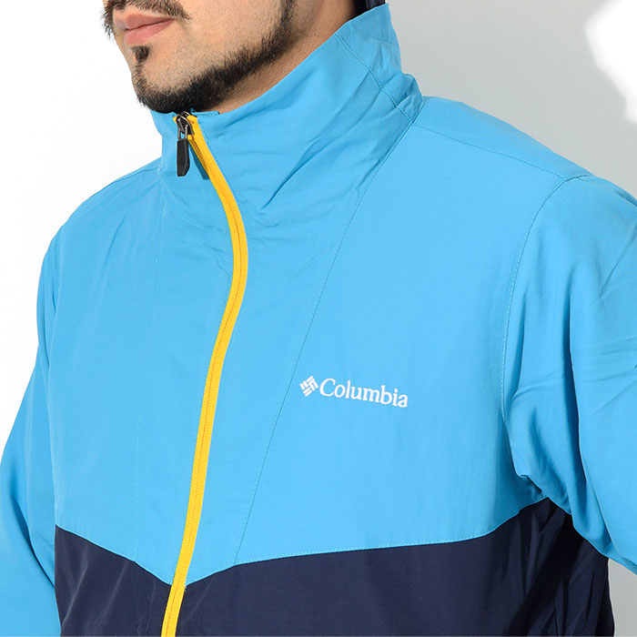 Columbiaコロンビアのジャケット Wills Isle05