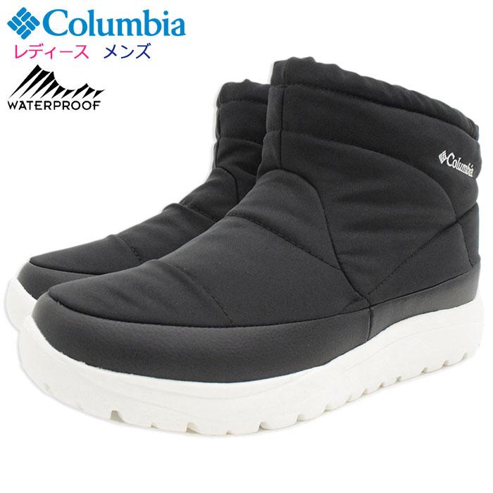 Columbiaコロンビアのブーツ SPINREEL MINI BOOT WATERPROOF OMNI-HEAT01