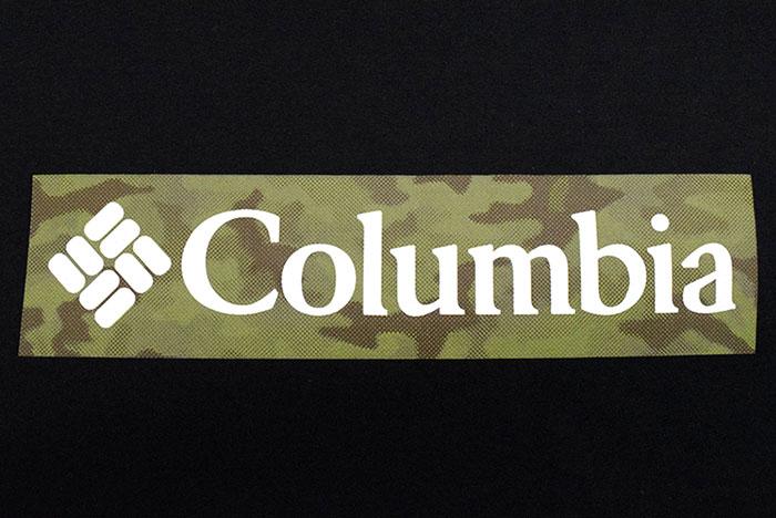 ColumbiaコロンビアのTシャツ Rapid Ridge Graphic05