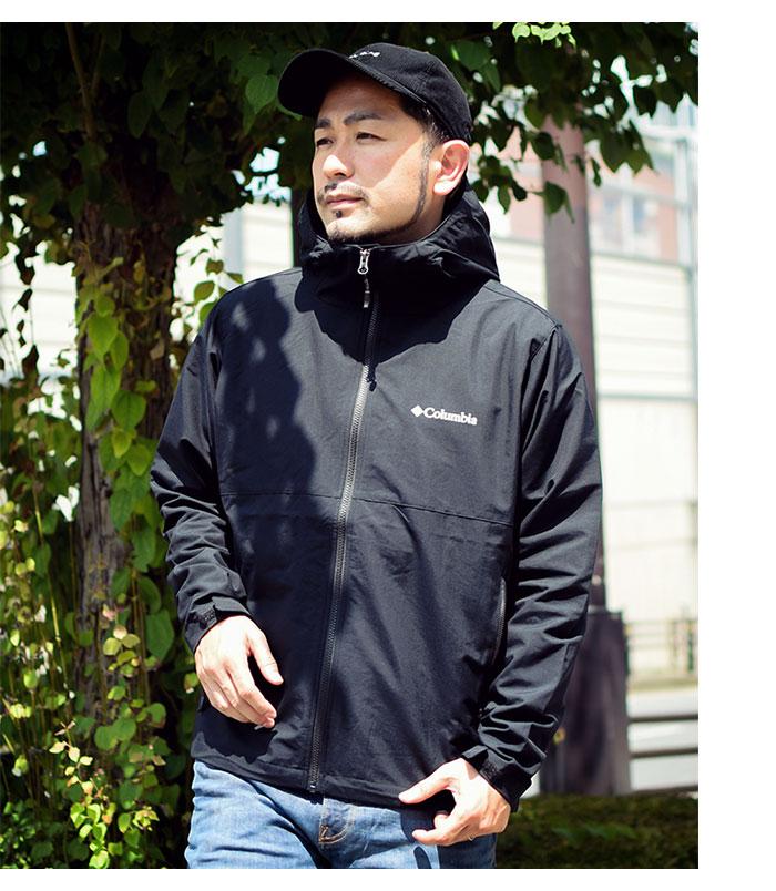 Columbiaコロンビアのジャケット Vizzavona Pass02