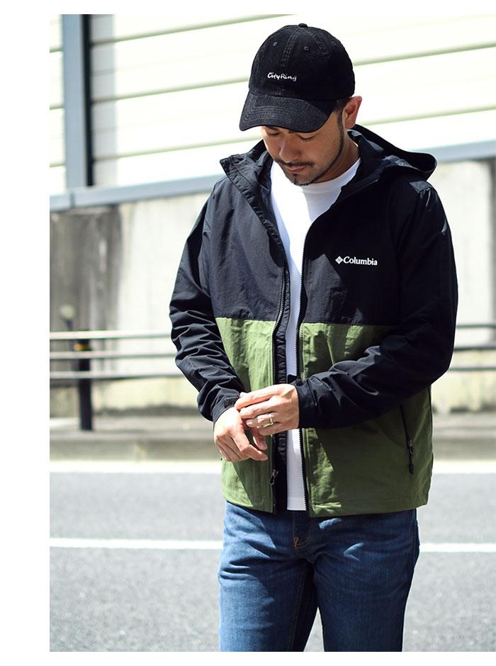 Columbiaコロンビアのジャケット Vizzavona Pass03