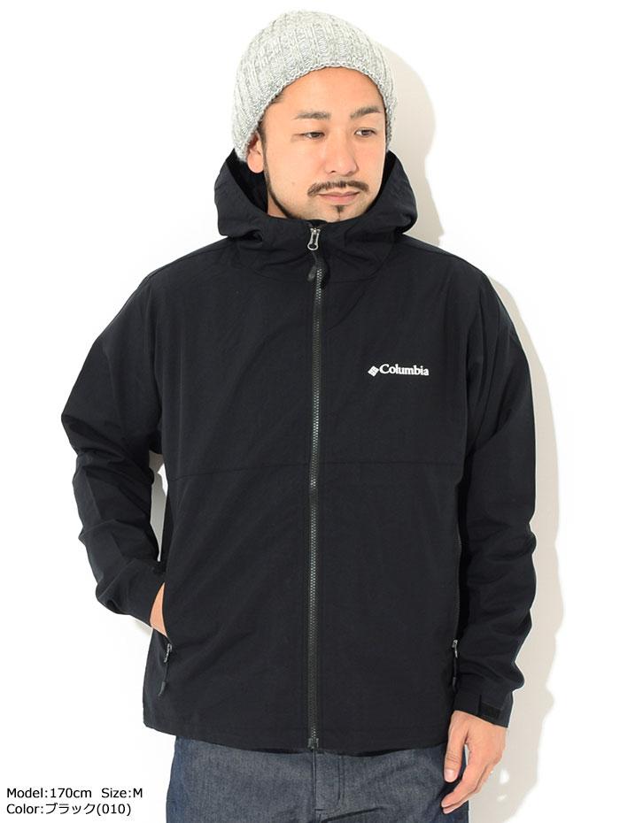 Columbiaコロンビアのジャケット Vizzavona Pass07