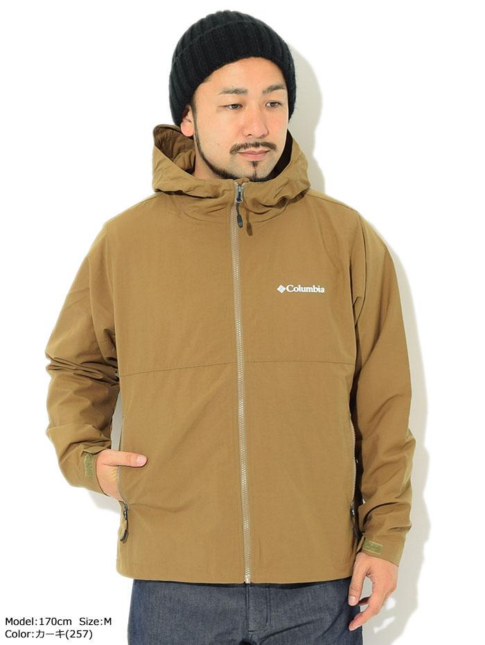 Columbiaコロンビアのジャケット Vizzavona Pass09