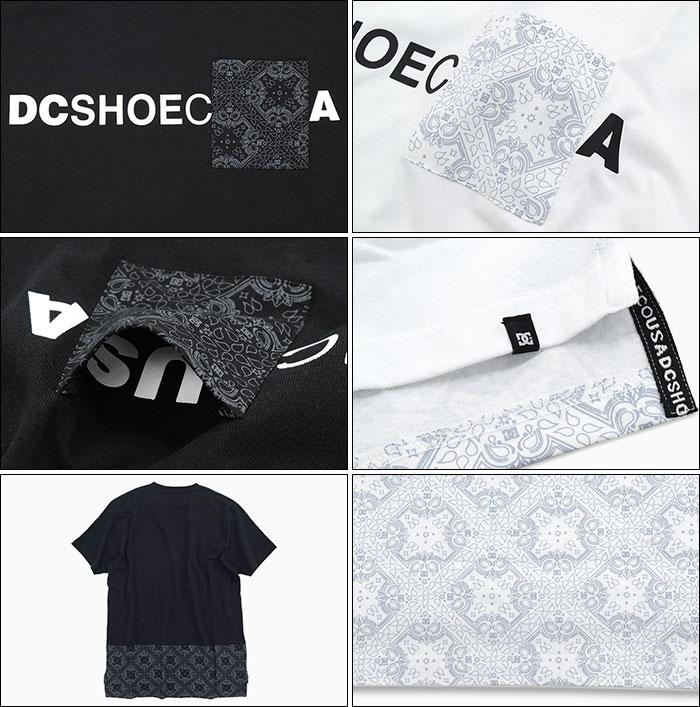 DCディーシーのTシャツ Paisley04