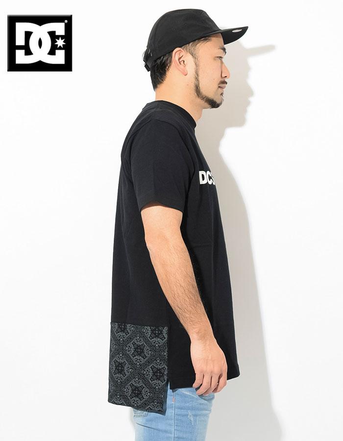 DCディーシーのTシャツ Paisley02