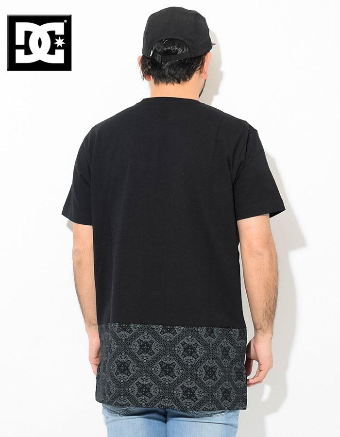 DCディーシーのTシャツ Paisley03
