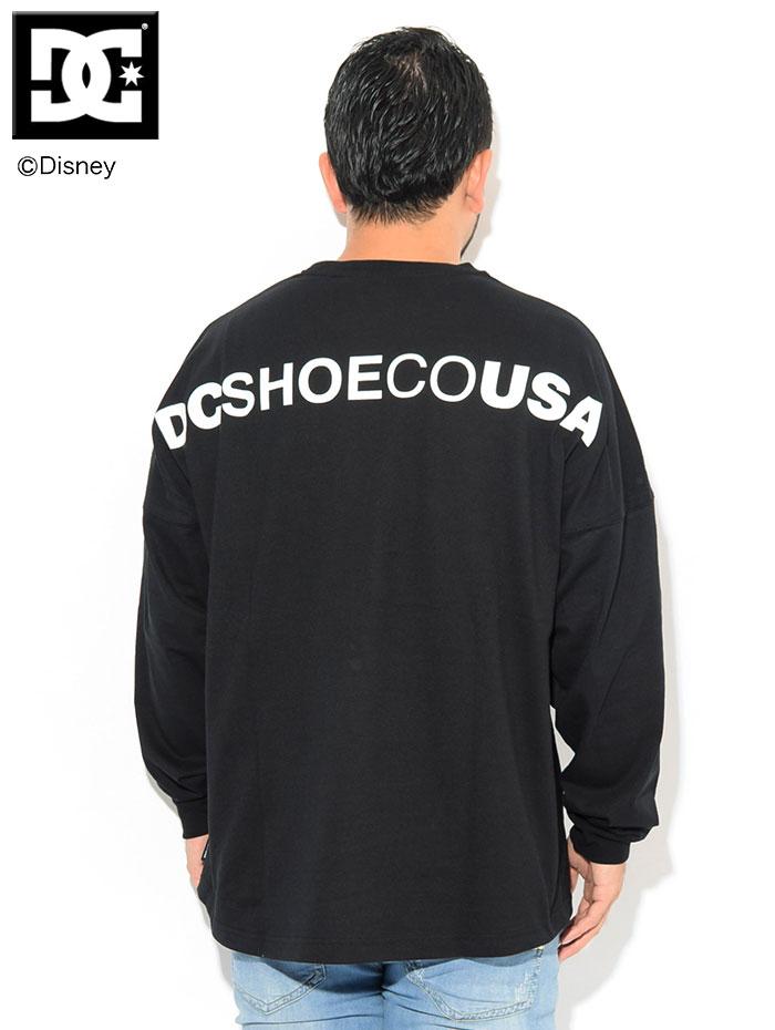 DCディーシーのTシャツ Disney Collection Mickey Print04