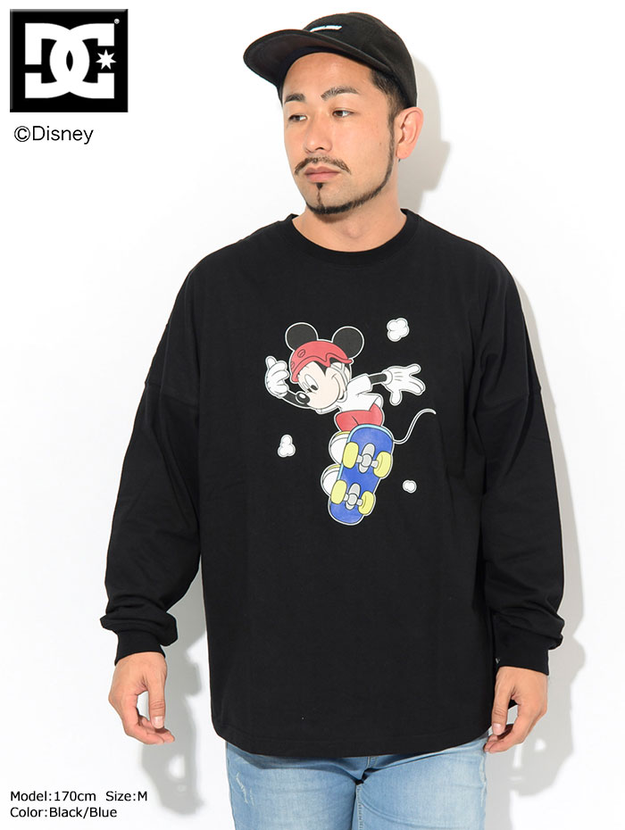 DCディーシーのTシャツ Disney Collection Mickey Print06