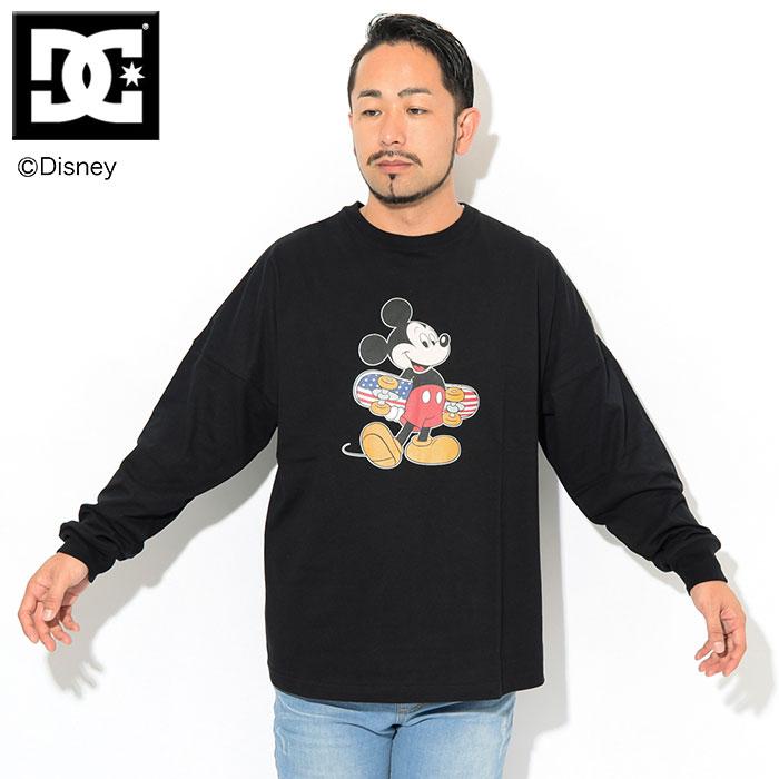 DCディーシーのTシャツ Disney Collection Mickey Print07