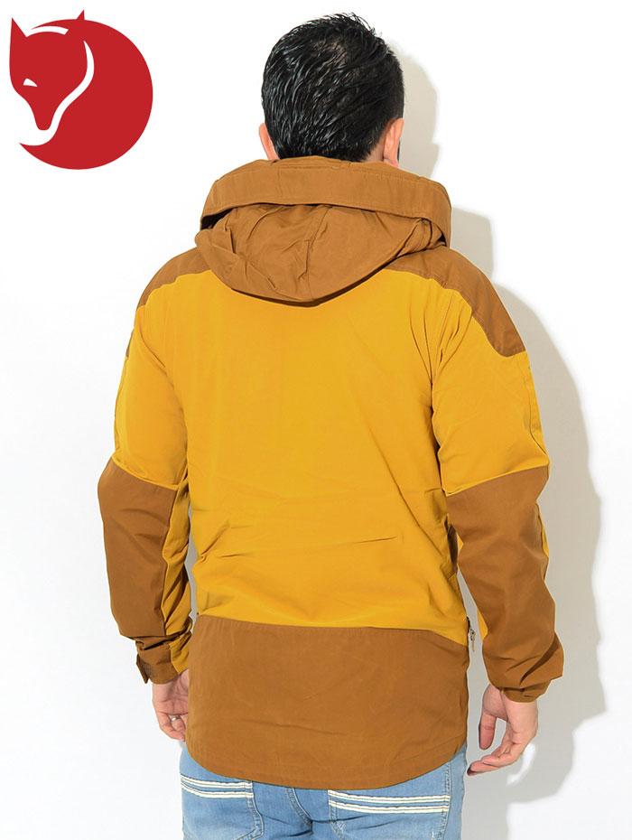FJALLRAVENフェールラーベンのジャケット Keb05