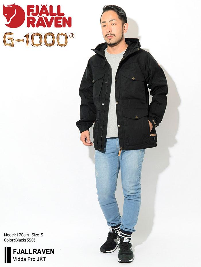 FJALLRAVENフェールラーベンのジャケット Vidda Pro01