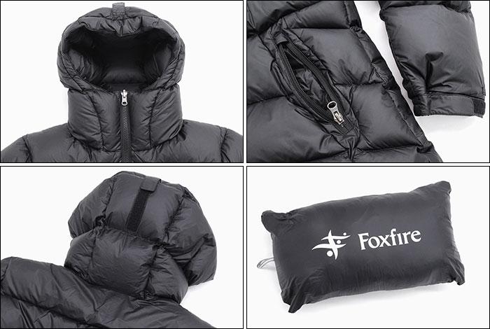 Foxfireフォックスファイヤーのジャケット HOSU Aurora15