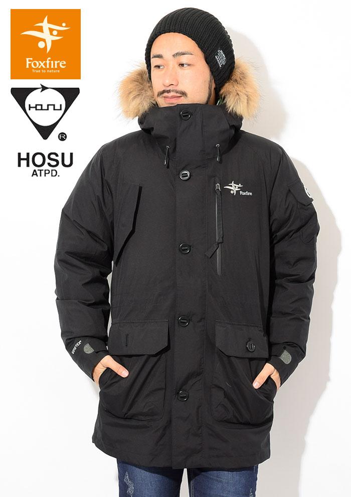 Foxfireフォックスファイヤーのジャケット HOSU Aurora03