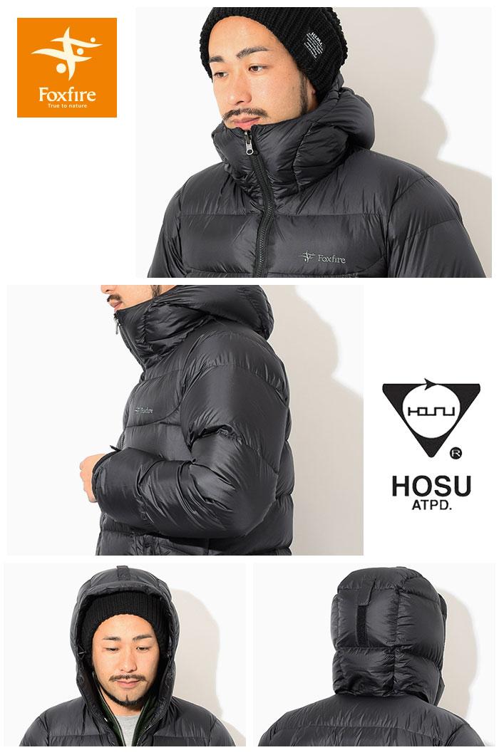 Foxfireフォックスファイヤーのジャケット HOSU Aurora10