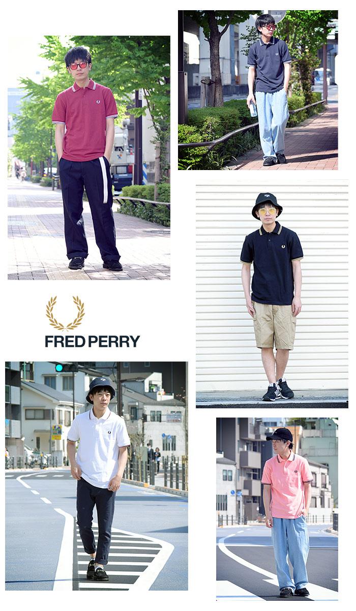 FRED PERRYフレッドペリーのポロシャツ M12N England04