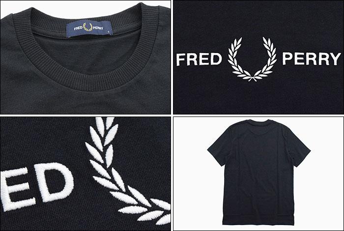 FRED PERRYフレッドペリーのTシャツ Graphic03