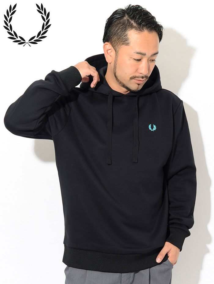 FRED PERRYフレッドペリーのパーカー Process Colour Hooded Sweat02