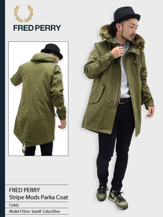 ice field | Rakuten Global Market: Fred Perry FRED PERRY jacket ...