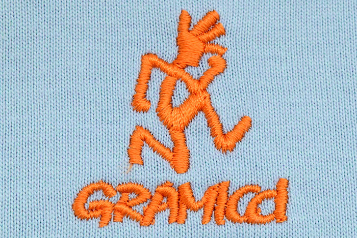 GRAMICCIグラミチのTシャツ Big Runningman11