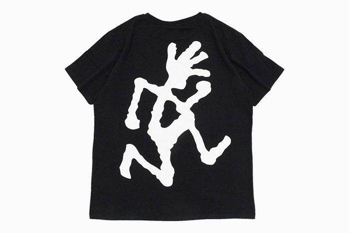 GRAMICCIグラミチのTシャツ Big Runningman12