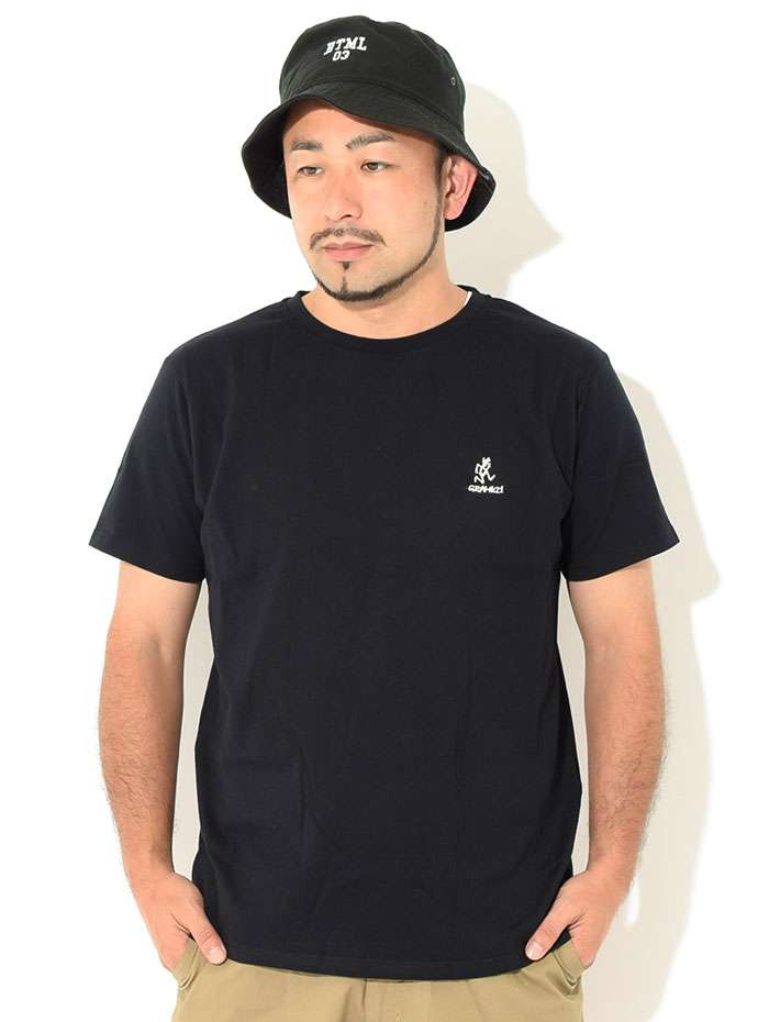 GRAMICCIグラミチのTシャツ Big Runningman03