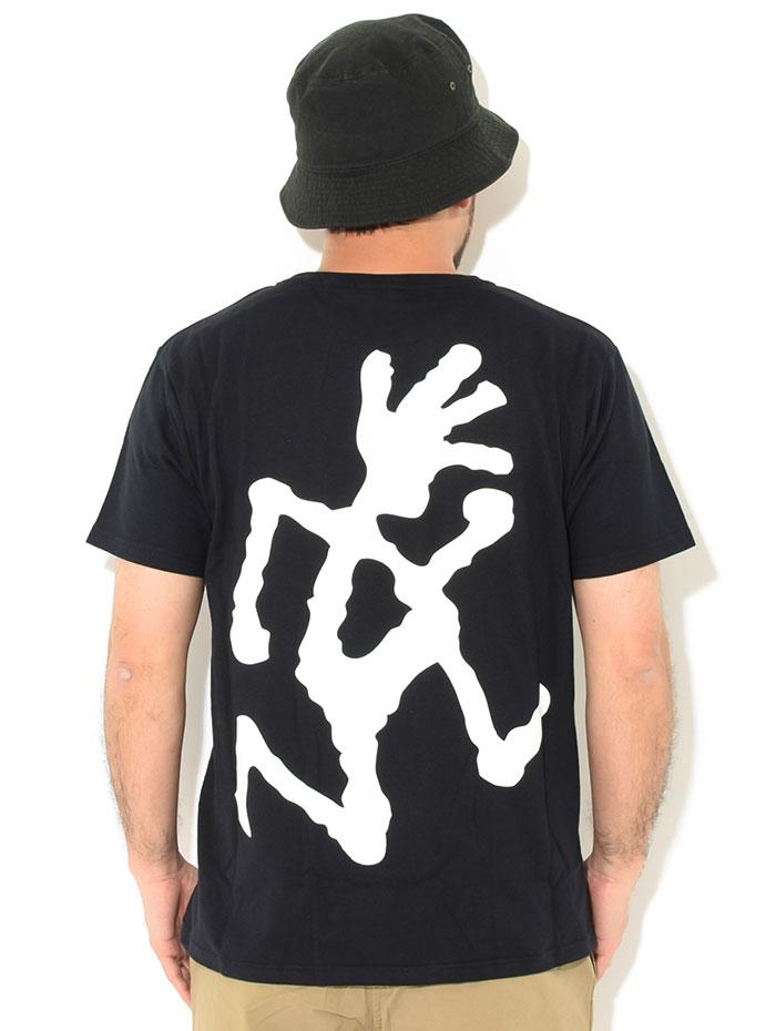 GRAMICCIグラミチのTシャツ Big Runningman04