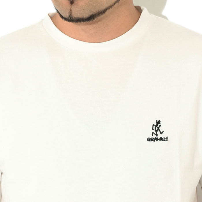 GRAMICCIグラミチのTシャツ Big Runningman05