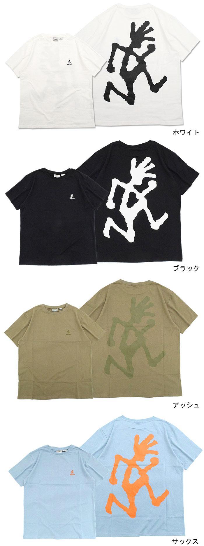 GRAMICCIグラミチのTシャツ Big Runningman07