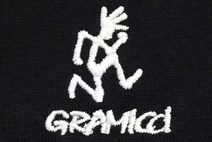 GRAMICCIグラミチのTシャツ Big Runningman09