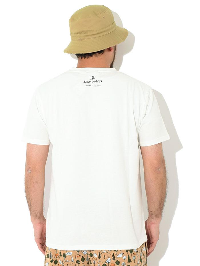 GRAMICCIグラミチのTシャツ Jonas Claesson Back Pack02