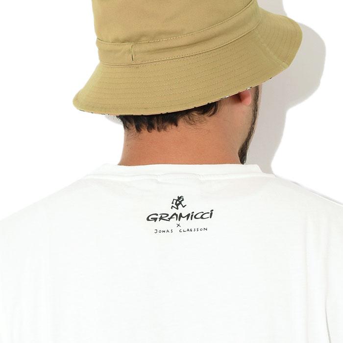GRAMICCIグラミチのTシャツ Jonas Claesson Back Pack04