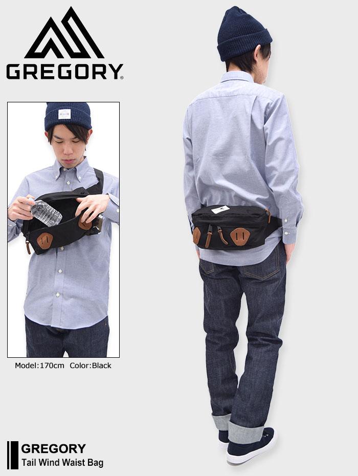 GREGORYグレゴリーのバッグ Tail Wind Waist Bag01