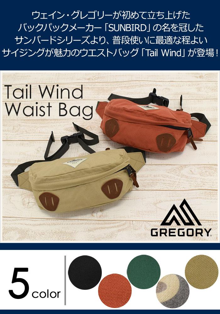 GREGORYグレゴリーのバッグ Tail Wind Waist Bag03