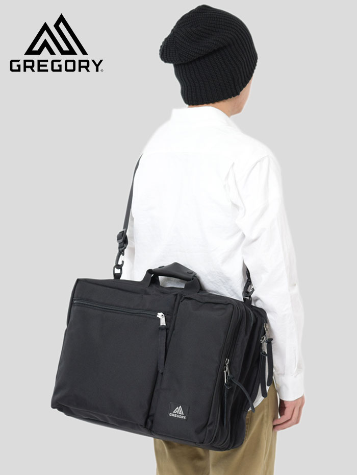 GREGORYグレゴリーのバッグ Covert Overnight Mission 3 Way Bag02