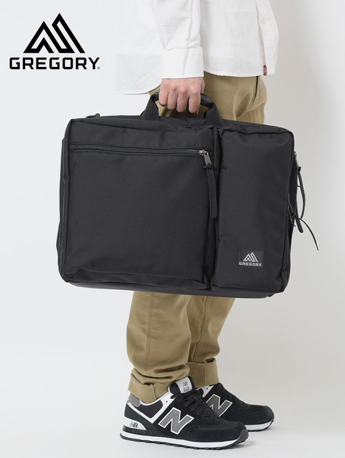 GREGORYグレゴリーのバッグ Covert Overnight Mission 3 Way Bag03