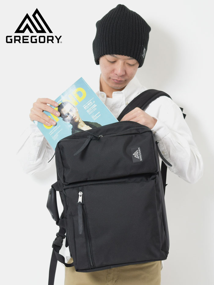GREGORYグレゴリーのバッグ Covert Overnight Mission 3 Way Bag04