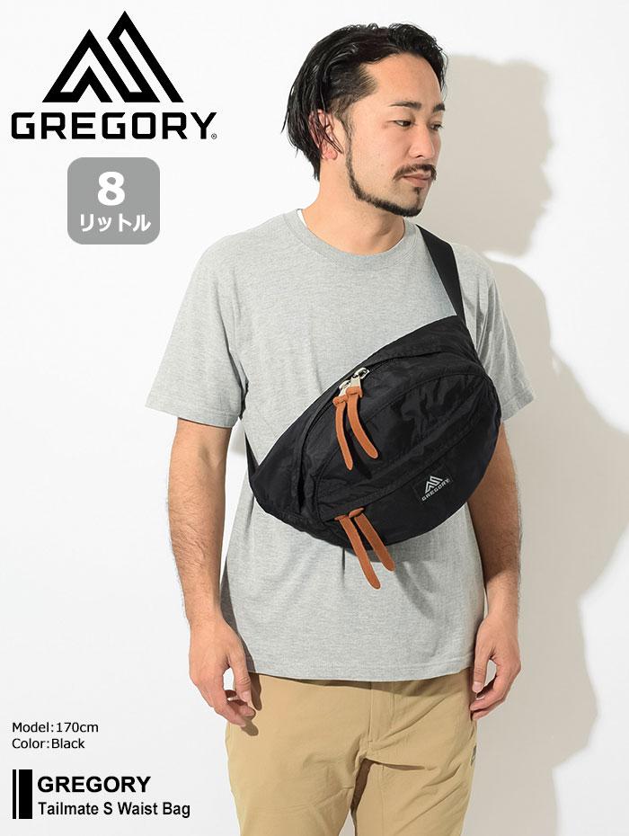 GREGORYグレゴリーのバッグ Tailmate S Waist Bag01