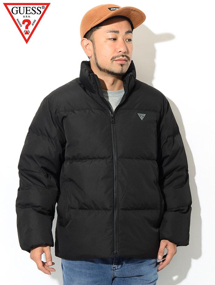 GUESSゲスのジャケット Premium Duck Down02