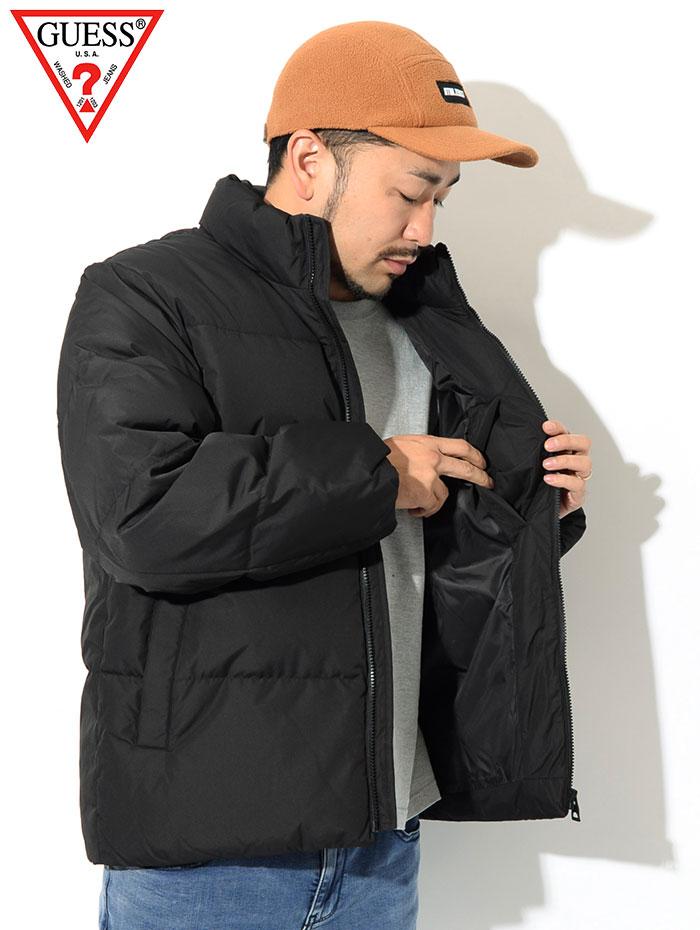 GUESSゲスのジャケット Premium Duck Down03
