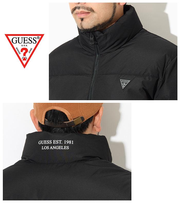 GUESSゲスのジャケット Premium Duck Down05